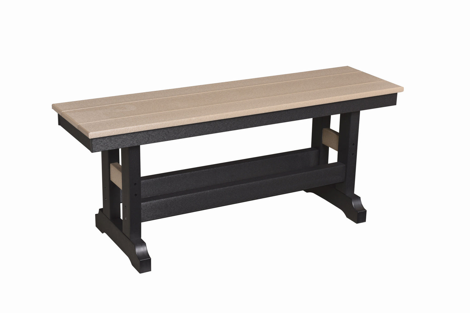 "Berlin Gardens Garden Classic 44"" Counter Bench"