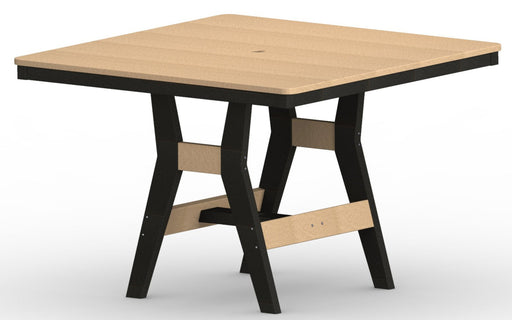 "Berlin Gardens Harbor 44"" Square Table - Dining Height"