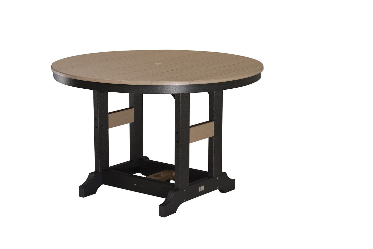 "Berlin Gardens Garden Classic 48"" Round Table - Dining Height"