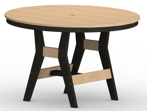 "Berlin Gardens Harbor 48"" Round Table - Dining Height"