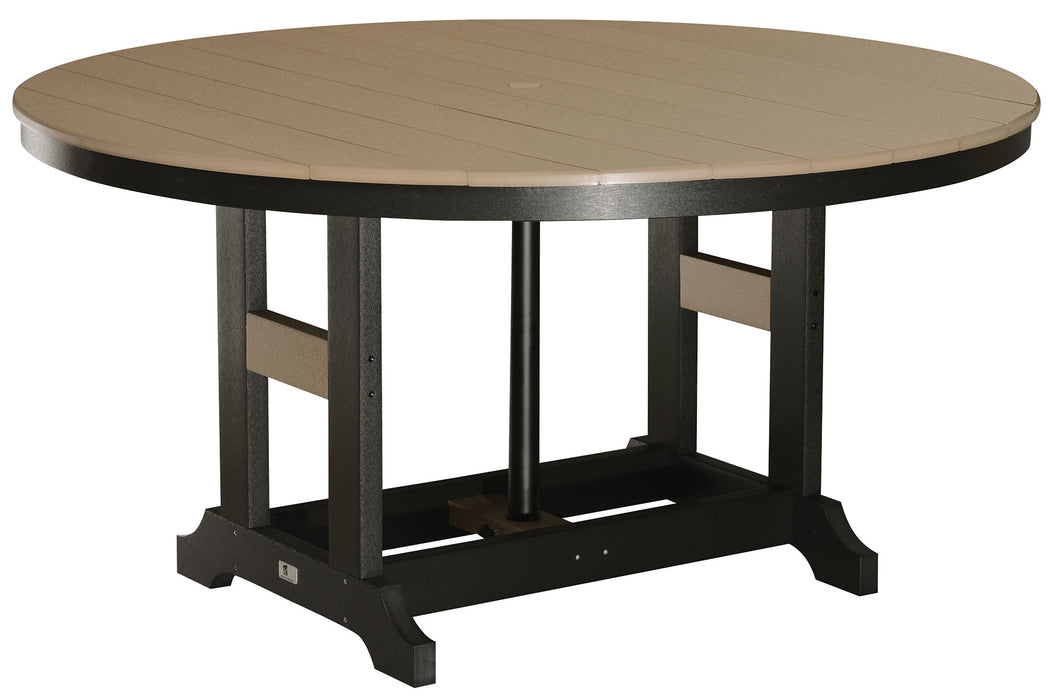 "Berlin Gardens Garden Classic 60"" Round Table - Counter Height"