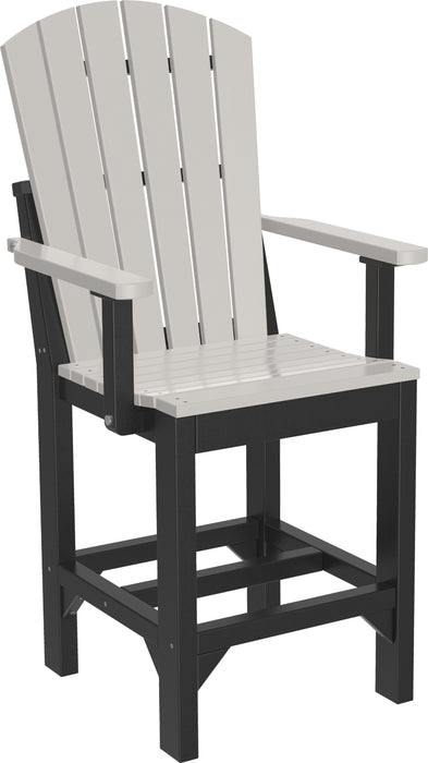 LuxCraft Adirondack Arm Chair - Counter Height