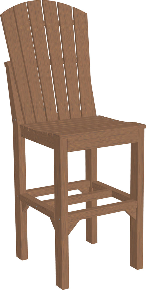 LuxCraft Adirondack Side Chair - Bar Height