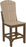 LuxCraft Adirondack Side Chair - Counter Height