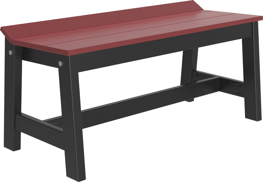 "LuxCraft 41"" Cafe Dining Bench"