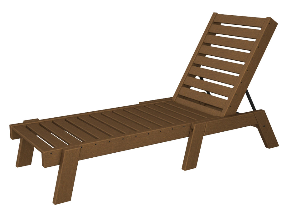Polywood Captain Chaise