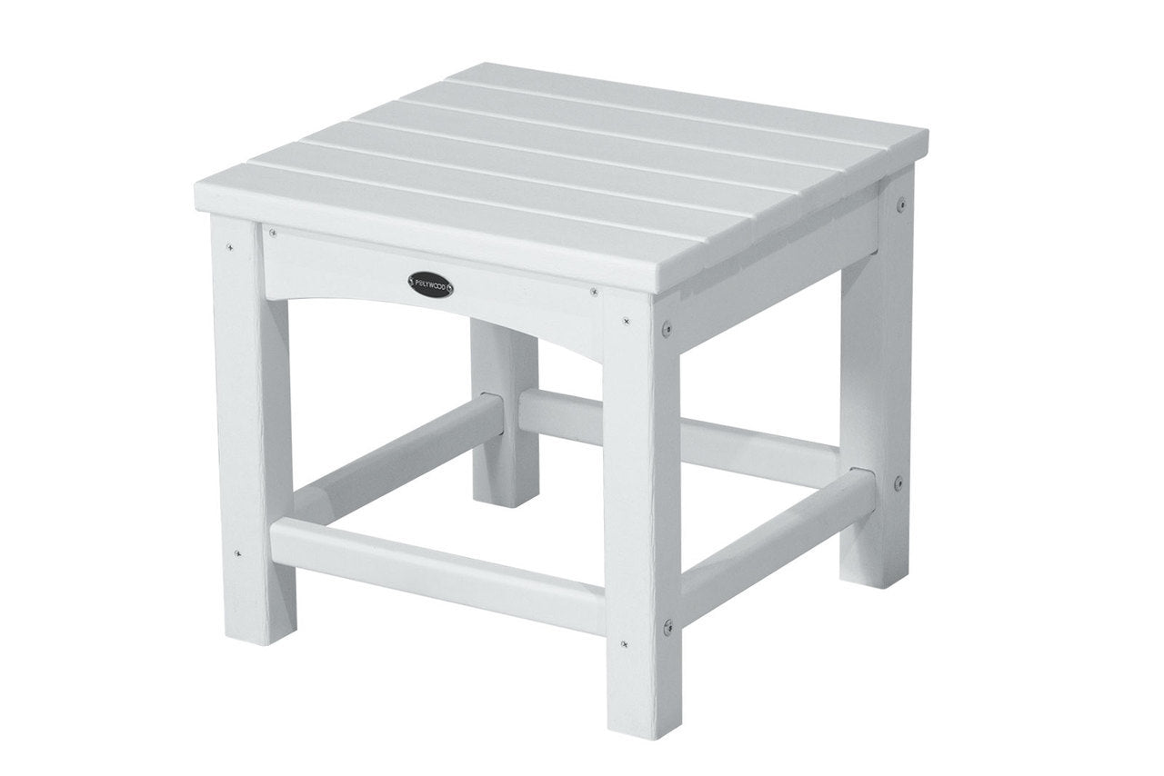 "Polywood® Club 18"" End Table"