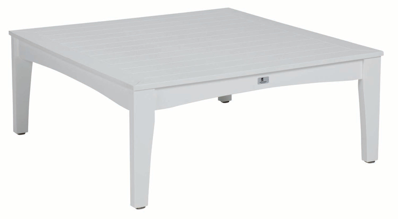 Berlin Gardens Classic Terrace Square Coffee Table