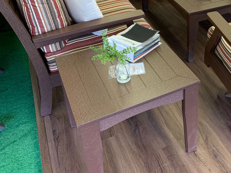 Berlin Gardens Classic Terrace End-Table (Local Delivery Only)