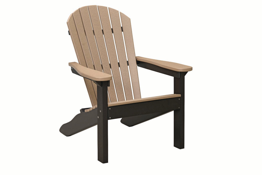 Berlin Gardens Comfo-Back Adirondack Chair