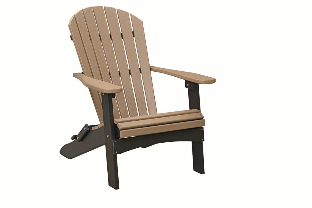 Berlin Gardens Comfo-Back Folding Adirondack Chair
