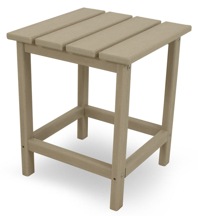 "Polywood Long Island 18"" Side Table"