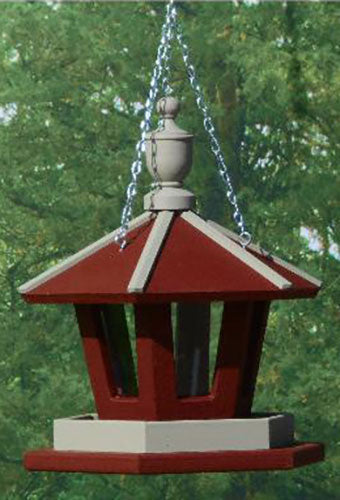Twin Oaks Hanging Gazebo Feeder