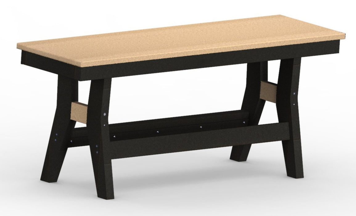 "Berlin Gardens Harbor 44"" Dining Bench"