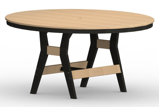 "Berlin Gardens Harbor 60"" Round Table - Dining Height"