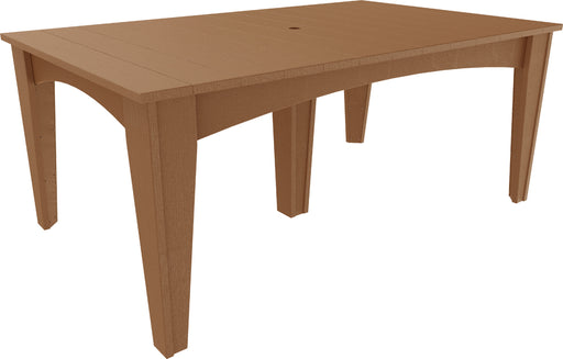 LuxCraft Island Dining Table
