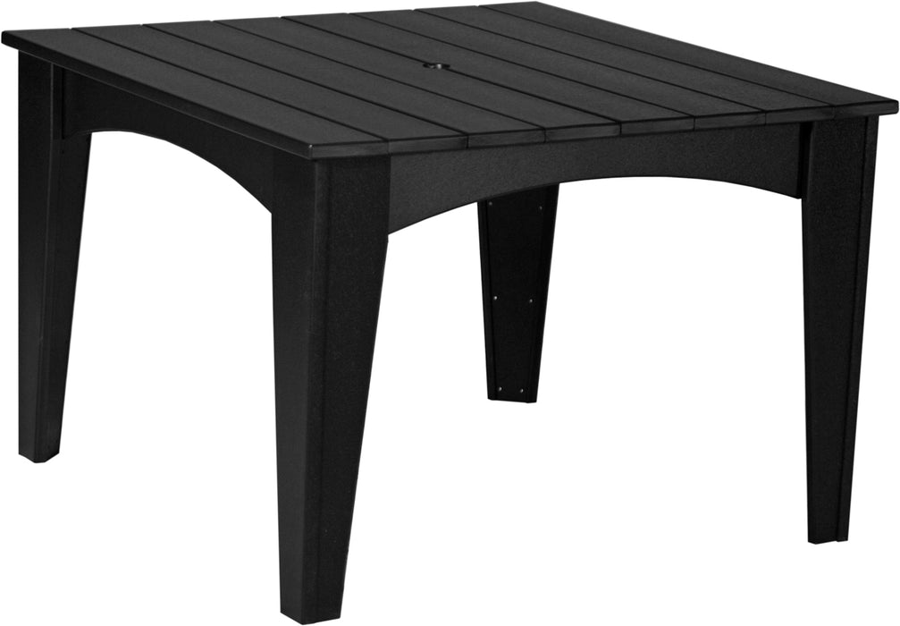 "LuxCraft Island Dining Table (44"" Square)"