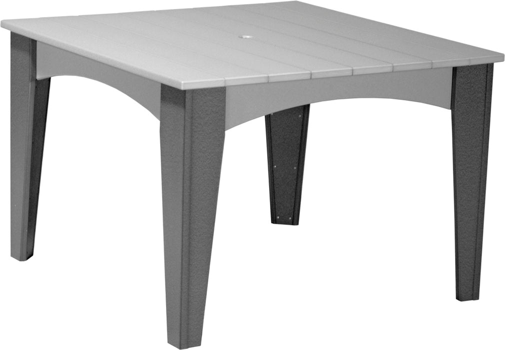 "LuxCraft 44"" Island Dining Table Set"