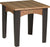 LuxCraft Island End Table