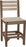 LuxCraft Island Side Chair - Counter Height