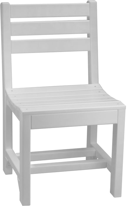 LuxCraft Island Side Chair - Dining Height