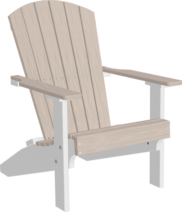 LuxCraft Lakeside Adirondack Chair