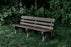 Wildridge Heritage Park Bench
