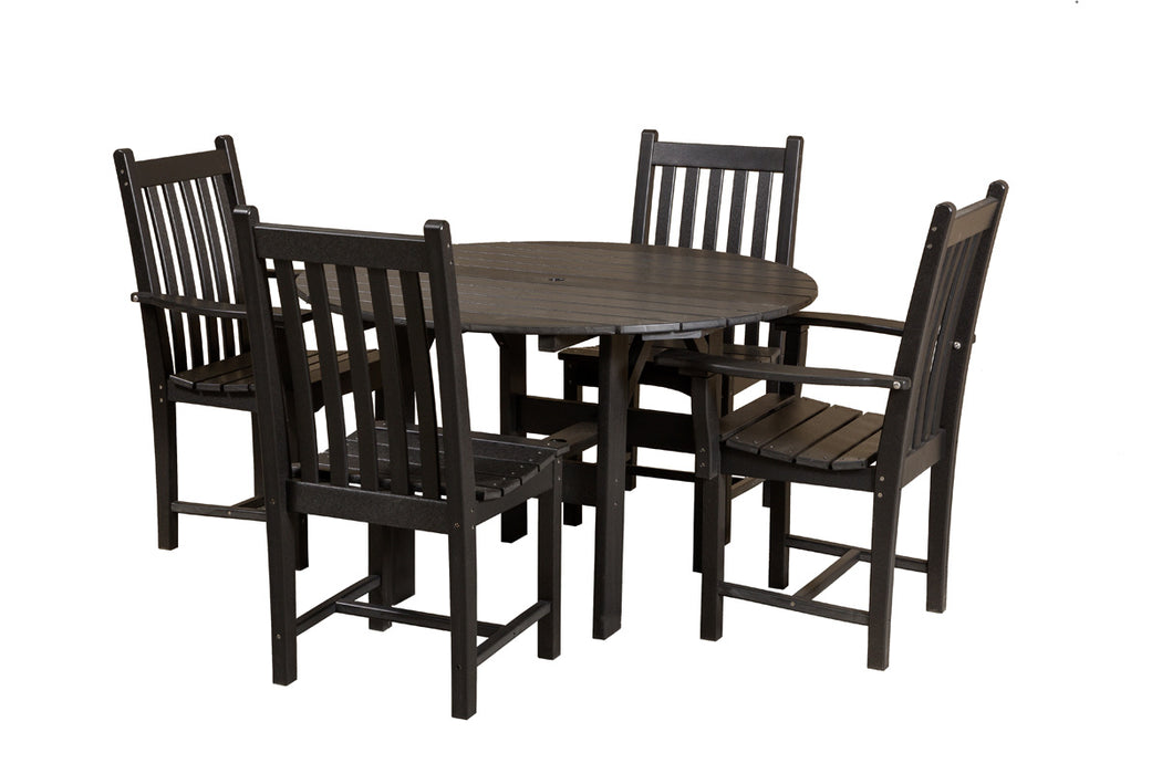 "Wildridge 46"" Round Table with 4 Chairs"