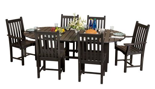 "Wildridge 44"" x 84″ Table with 6 Side Chairs"