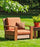 Wildridge Contemporary Deep Seat Side Chair
