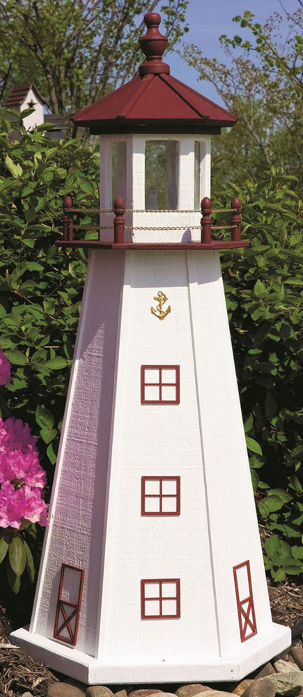 Twin Oaks 5' Lighthouse - Marblehead