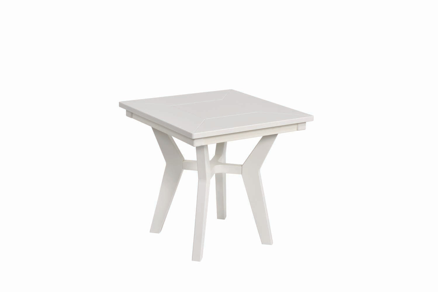 Berlin Gardens Mayhew Square End Table