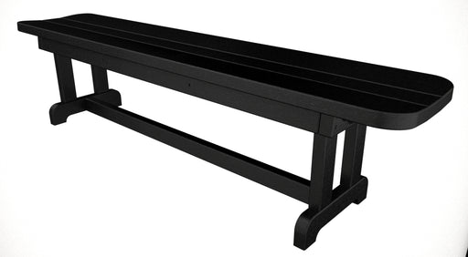 "Park 72"" Harvester Backless Bench"