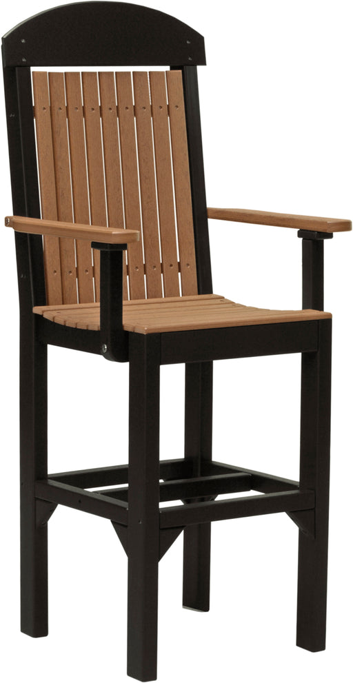 LuxCraft Captain Chair - Bar Height