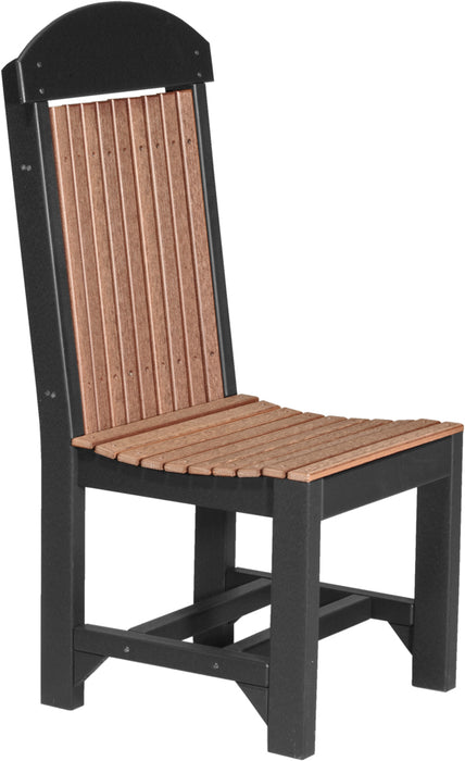 LuxCraft Regular Chair - Dining Height