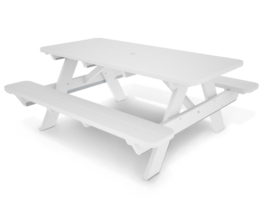 "Polywood Park 72"" Picnic Table"