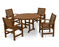Polywood Signature 5-Piece Dining Set