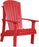 LuxCraft Royal Adirondack Chair
