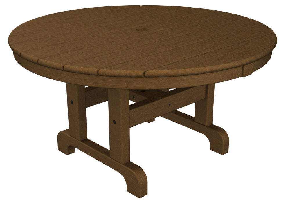 "Polywood Round 36"" Conversation Table"