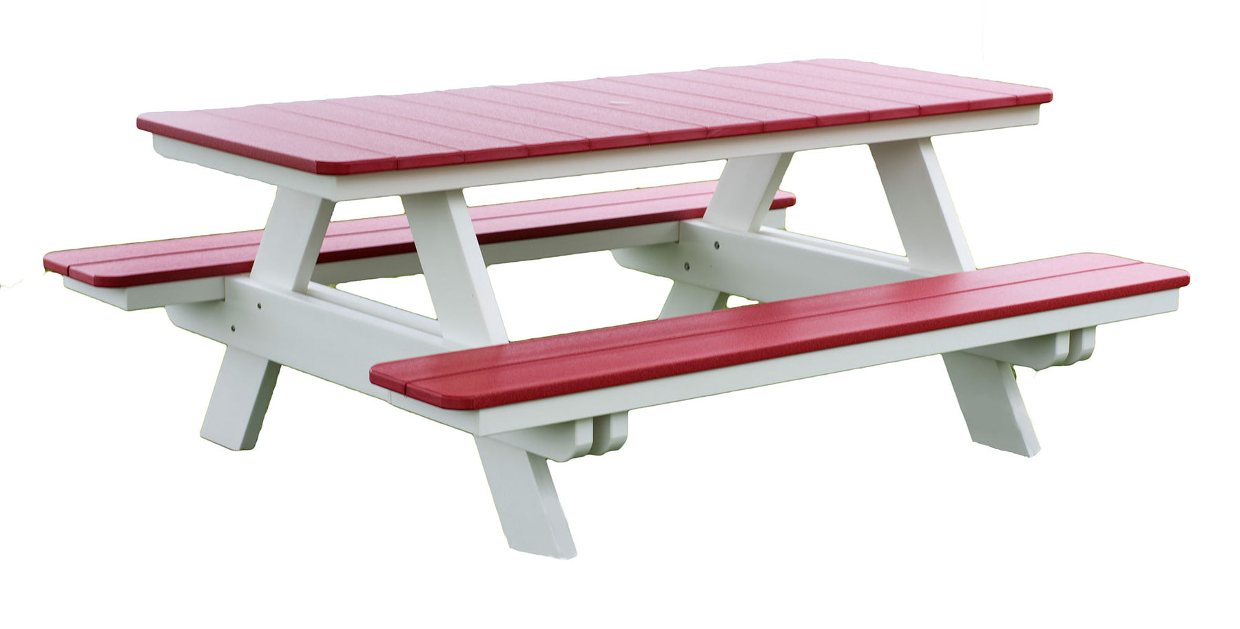 Berlin Gardens Rectangular Picnic Table