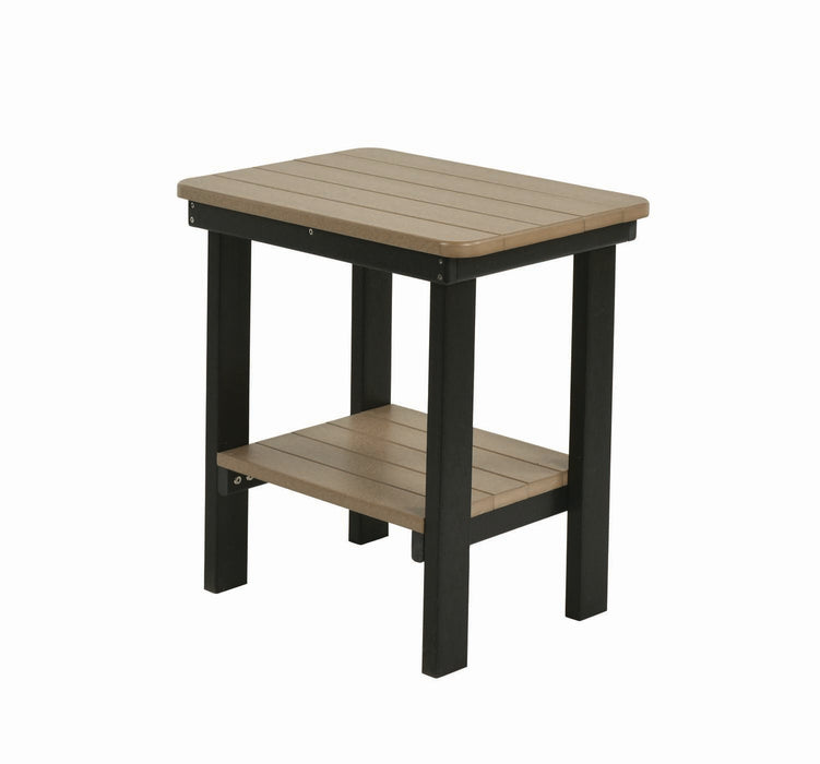 Berlin Gardens Rectangle End Table