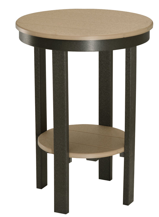 Berlin Gardens Round End Table - Bar Height
