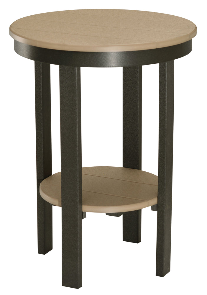 Berlin Gardens Round End Table - Counter Height