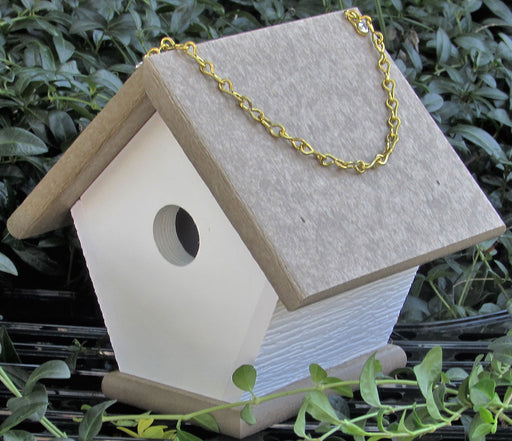 Twin Oaks Small Poly Birdhouse
