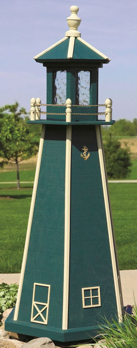Twin Oaks 8' Lighthouse - Standard