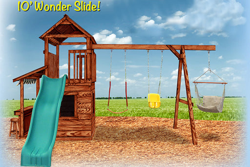 Country Lane Playset #5