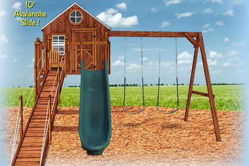 Country Lane Playset #9