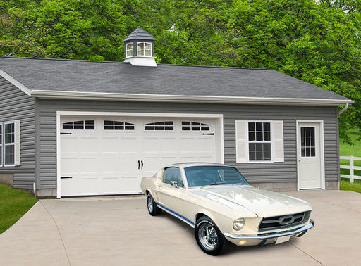 The Classic Garage