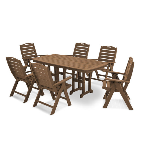 Polywood Nautical 7-Piece Dining Set