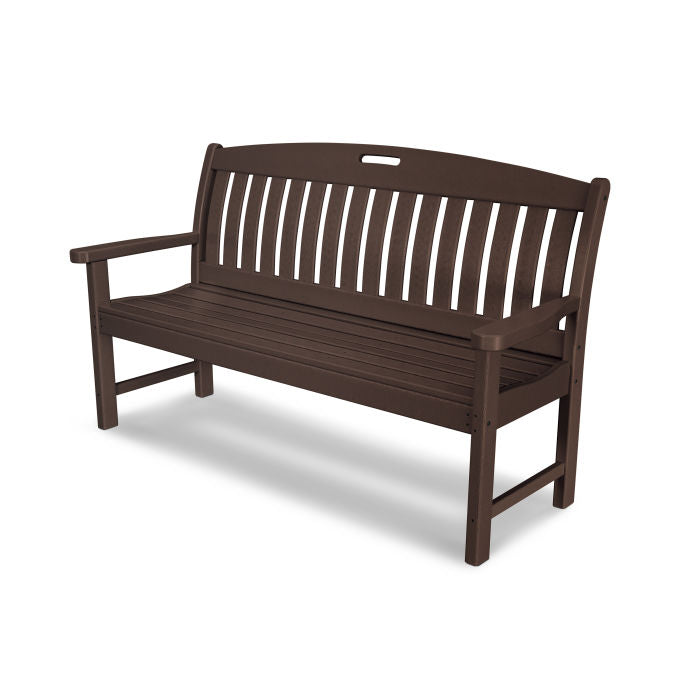 "Polywood Nautical 60"" Bench"
